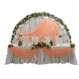 Свадебная арка,чехлы на стулья (13)
