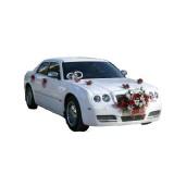 Украшение автомобиля на свадьбу (7)