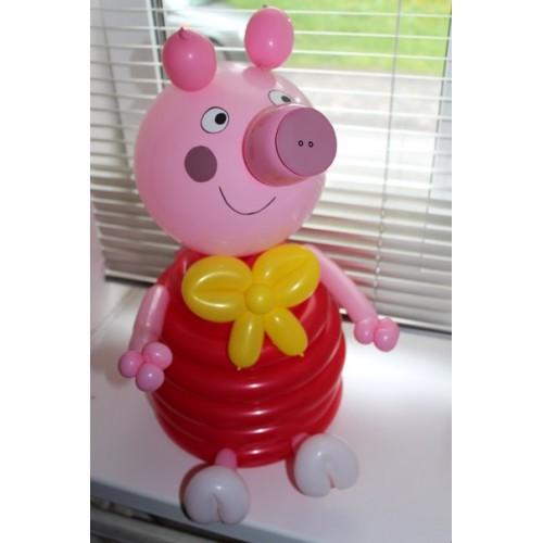 Игра Свинка Пеппа для девочек